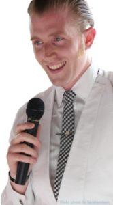Christopher Leadership Wedding Course Guy